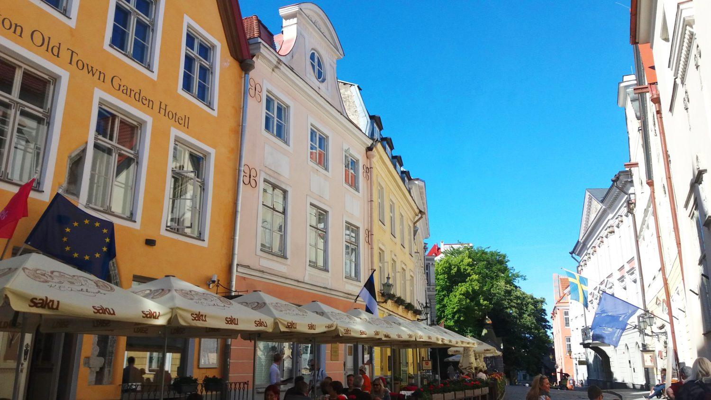 Tallinna Vene muuseum Pikal tänaval