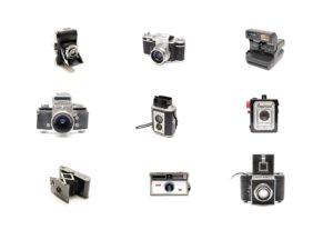 Põnevad pildimasinad Camera obscurast iPhone'ni
