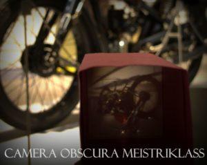 Camera obscura töötoas saad tuttavaks fototehnika eellooga