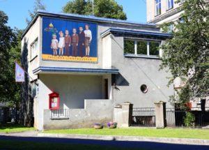 Kalamaja lastemuuseum enne remonti