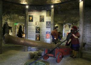 Permanent exhibition in the Kiek in de Kök tower