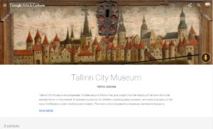 Estonian Annual Museum Award to our virtual museum