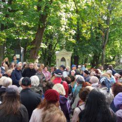 Siselinna kalmistu infopäev 16.09.2017