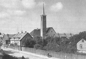 Tallinna Peeteli kiriku tornikiiver mis sõjas hävis