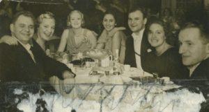 Seltskondlik koosviibimine 1934. aastal. (TLM F 4290)