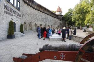 Kiek in de Köki kindlustustemuuseum - neli torni nüüd ühe piletiga