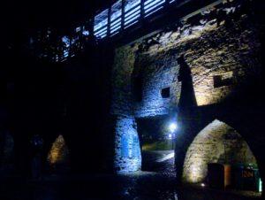 11. juunil kl 18.00: Kummitustuur kaitsetornides ja bastionikäikudes