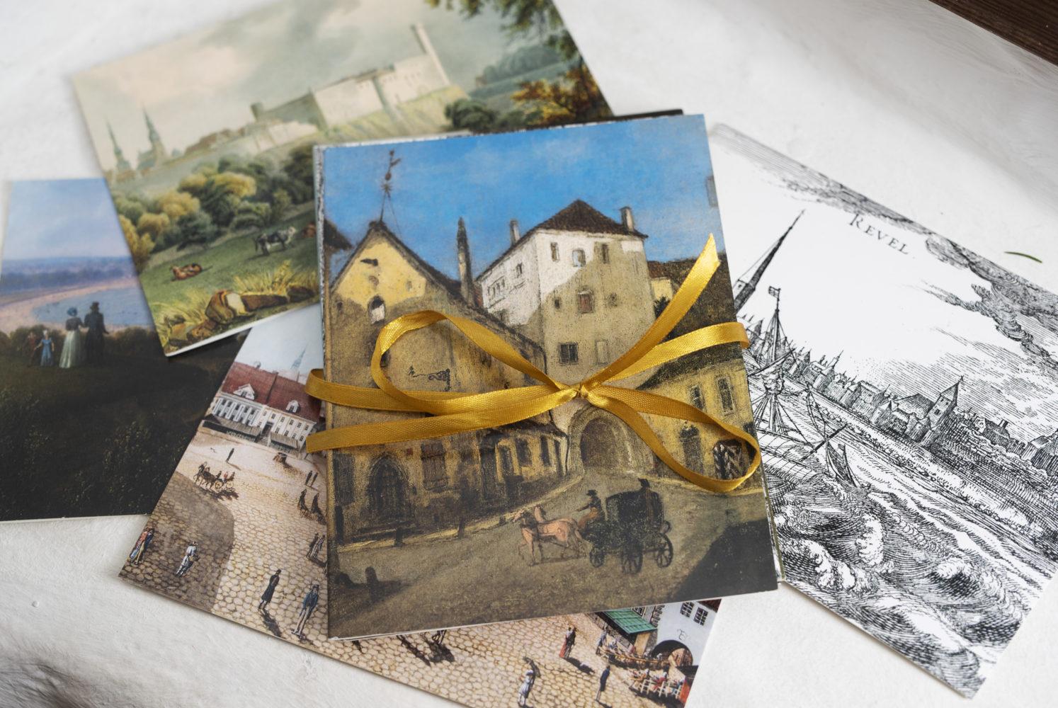 Tallinna Linnamuuseumi ajalooliste linnavaadete kogu