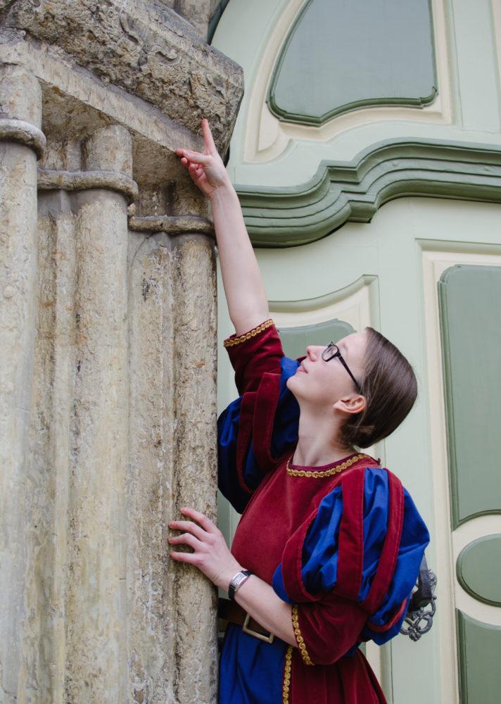 Tallinna Linnamuuseumi portaalilõvi