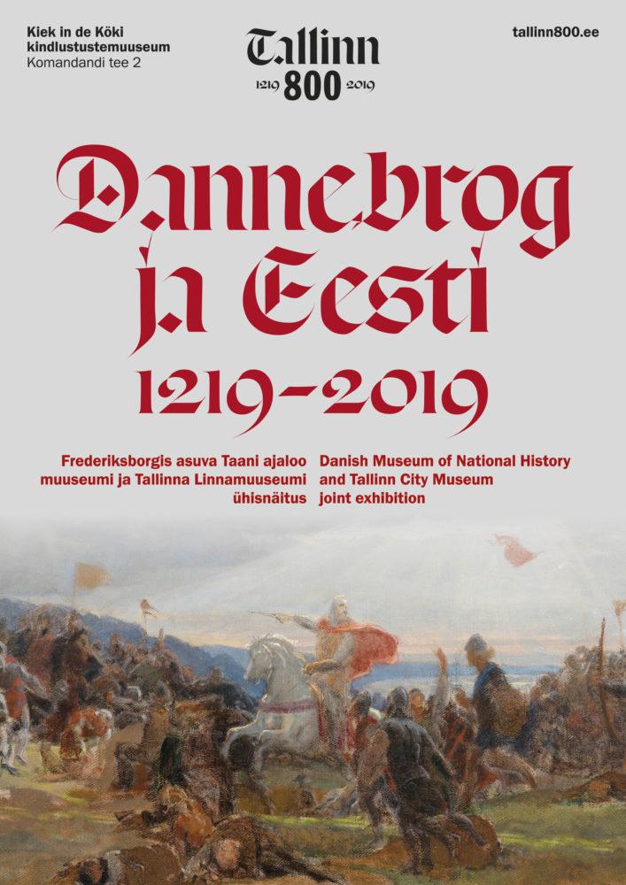 Dannebrog ja Eesti 1219–2019