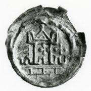 Valdemar II aegne Tallinnas vermitud münt