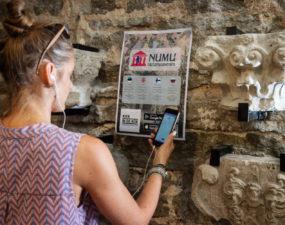 Bastionikäikude ja Raidkivimuuseumi audiogiidiga saab muuseumiga tutvuda ka üksikkülastaja
