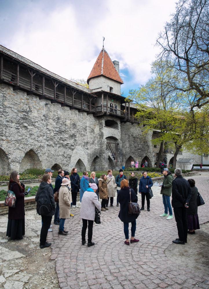 Linnaretk taaniaegsesse Tallinna