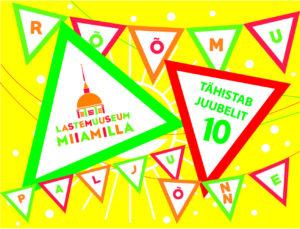 7.-28. of September: <br><b>Miiamilla celebrates its birthday!</b>
