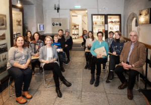 Fotomuuseumi 2019. aasta praktikad said kokku võetud
