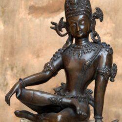 7. India jumal Indra. Pronks, India