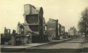 """<b>Installatsioon """"Mälupildid"""" </b>Tallinna suurpommitamise aastapäevaks"""