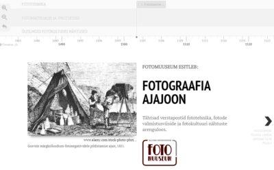 Tule tutvu linnulennult fotograafia ajalooga!