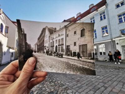 """Fotomuuseumi fotojaht """"Päev Tallinnas"""""""