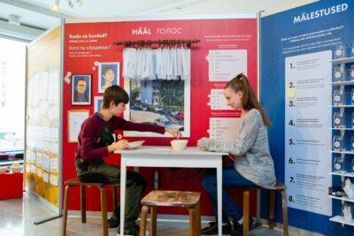 Tallinna vene muuseum ja Peetri maja sügisel: ekskursioonid, vestlused, perepäevad